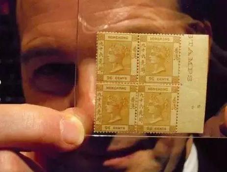 最贵的邮票有那些